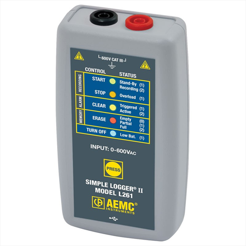 Electrical Dataloggers